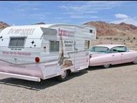 trailers, buses, vans and any movable space that becomes a creative expression of style and a fabulous escape!