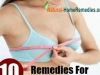 increase breast size cream remedies