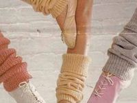 Leg warmers and boot cuffs on Pinterest | Boot Toppers, Leg Warmers