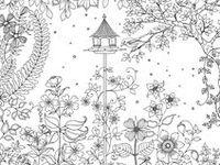 18 Best Images About Jardin Secret Secret Garden On Pinterest