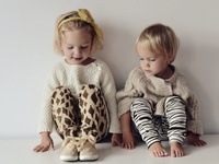 Fabulous fashions and style for children
