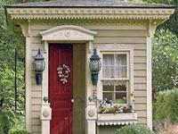 Retreats, Sheds, Tiny Houses
