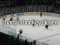 Hockey BABY!!