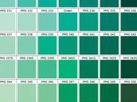 Customisation De Palette : de 1000 idées à propos de nuancier vert sur Pinterest  Palettes De ...