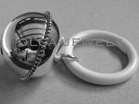 rammelaar  /  baby rattles | bijtring  | teething ring