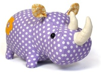Stuffed animal sewing pattern