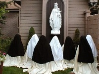 I'm a little partial to the Discalced Carmelites because of my years of discernment with them, but that's just me <3