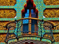 Balconies To Dream By...