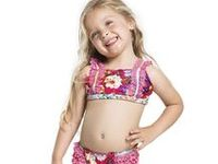 Agua Bendita - Designer Kids Bikinis