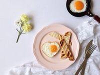 Hearts Breakfast