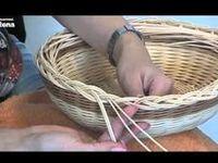 Corbeilles et paniers - bricolage