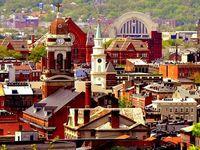 Home town!! Cincinnati,Ohio!