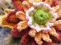 to be honest , not only crocheted flowers,but any kind exept real ones.....