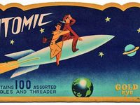 #Vintage #Retro #Advertising #Art #Old-School #Collectible #Selling  #Illustration
