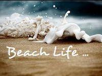 Beach life. Please, ten pins at time. Enjoy!