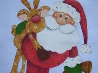 Christmas Tole Painting A Pinterest Collection By Peggy