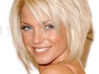 Hair cuts and styles mainly for shorter hair.