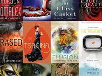 Books I want to read. Mostly YA & NA.