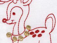 Embroidered &BORDADOS & Macramé