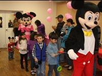 Pink minnie mouse costume character on pinterest