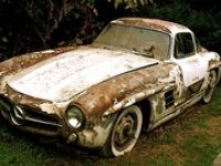I Have a Lust for Rust in the Dust