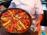 Afbeeldingsresultaten voor los melizzos paella malaga