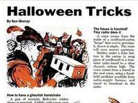 halloween pranks with fake blood