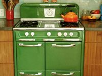 Before Granite counter tops, and Stainless Steal appliances