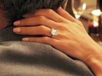 Every single celebrity engagement ring Celebrity Engagement Rings  Board