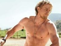 Hot celebrities with their shirts off Shirtless Eye Candy  Board