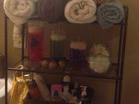 Towels Organization