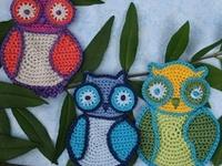 "Crochet - All things ""OWLS"""