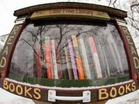Little bookstores for free