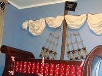 Pirate boy room