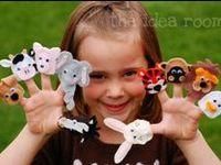 Puppets & Paper Dolls