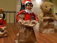 Elf on the Shelf Shenanigans