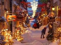 Christmas/Winter Outdoor Scenes