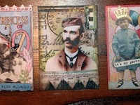 Awesome ATCs, Inchies, Twinchies, etc