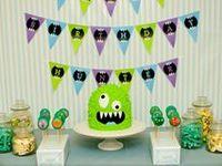 kids birthday decor