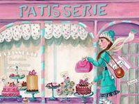 ༺♥༻  Lovely shop / cafe ideas  ༺♥༻