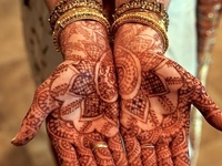 Henna...Mehndi