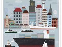 Hamburg, meine Perle...