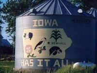 All things state of Iowa. I love this state. I miss this state. So much.