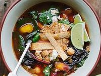 ... food soups, stews on Pinterest | Soups, Moroccan vegetables and Kale