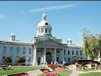 Kingston, Ontario / Home city of Fort Henry!