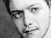 I cant resist James McAvoy! That's it!!!