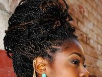 Crochet Hair Bantu Knots : ... on Pinterest Crochet Braids, Bantu Knots and Protective Styles