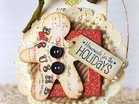 Tags & Cards A (Holidays)