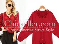 Fashion Tops / shirts, T-shirts, cardigans, coats, vests, blouses, sweatshirts