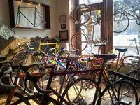 Shops I Love. / Bike shops
